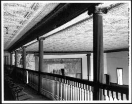 Italian Hall: il balcone interno