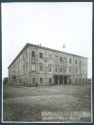 Edificio Società Operaia e Regia Scuola Secondaria Professionale.