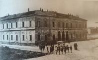 Anni '30: la sede sociale della Società Operaia.